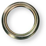 Steel sealing rings
